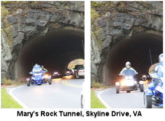 Mary's Rock Tunnel, Skyline Drive, VA